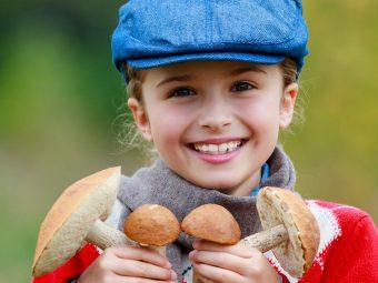 7 Health Benefits Of Mushrooms For Kids