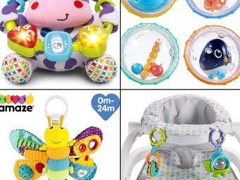 25 Best Toys For 4-Month-Olds In 2021