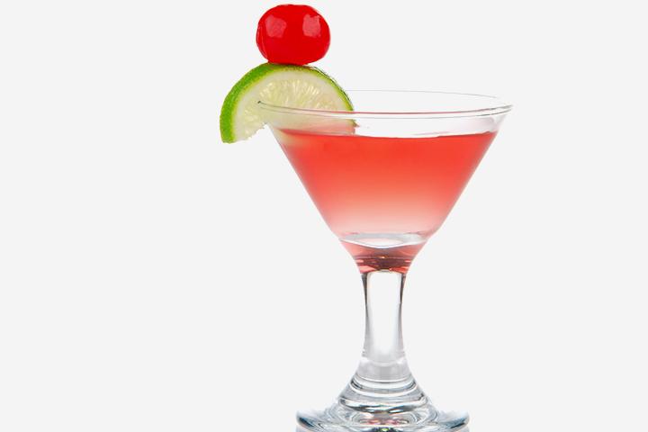 Cranberry Cooler Mocktails Pictures