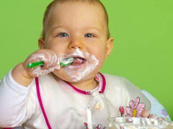 8 Easy Greek Yogurt Recipes For Babies