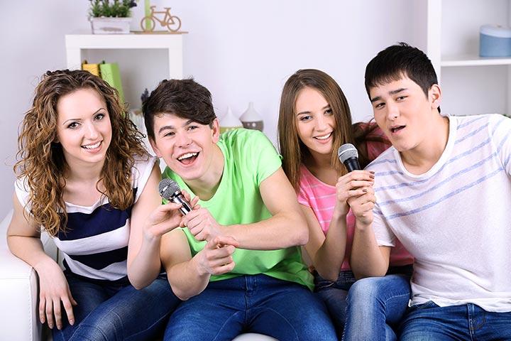 Teen And Fun