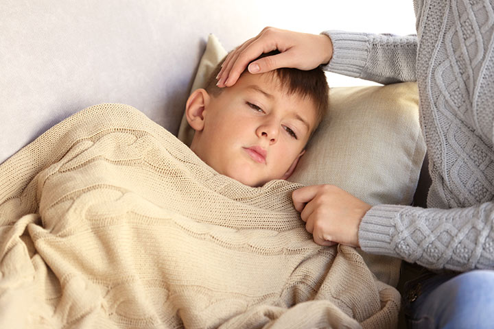 Symptoms Of Flu In Children With Pictures