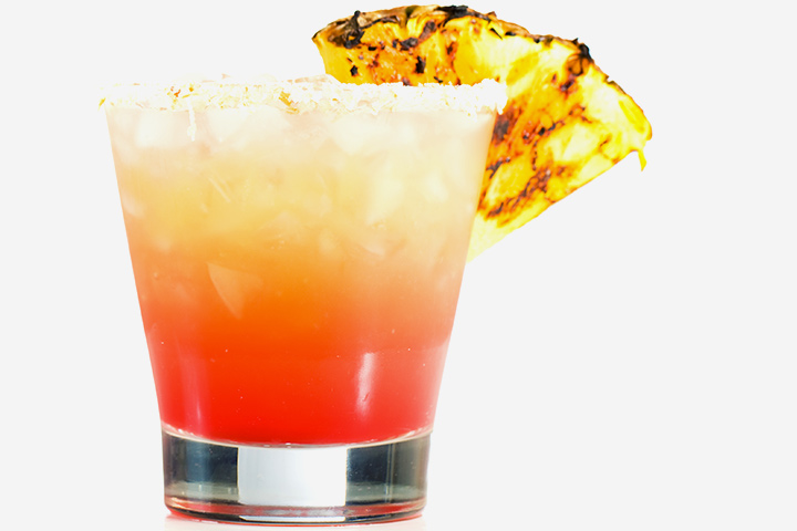 Pineapple Orange Mocktail With Images