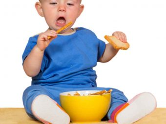 Top 10 Food Ideas For Your 13 Months Baby