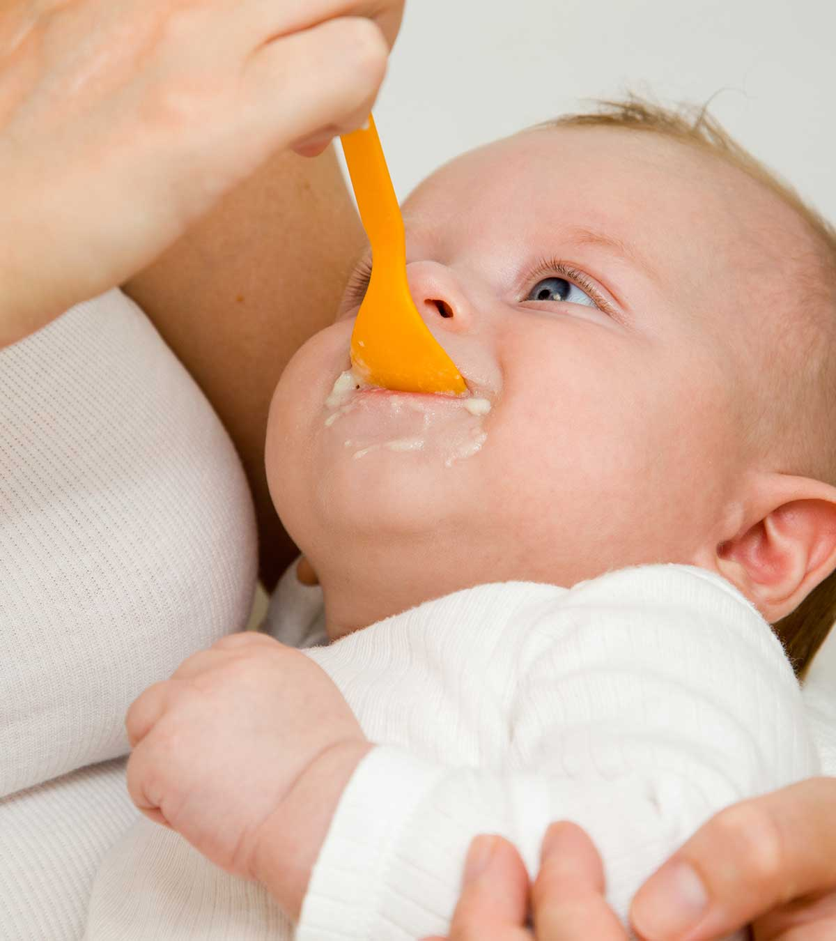 Top 10 Ideas For 4 Month Baby Food