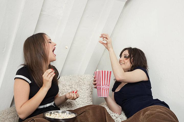 Toss The Popcorn