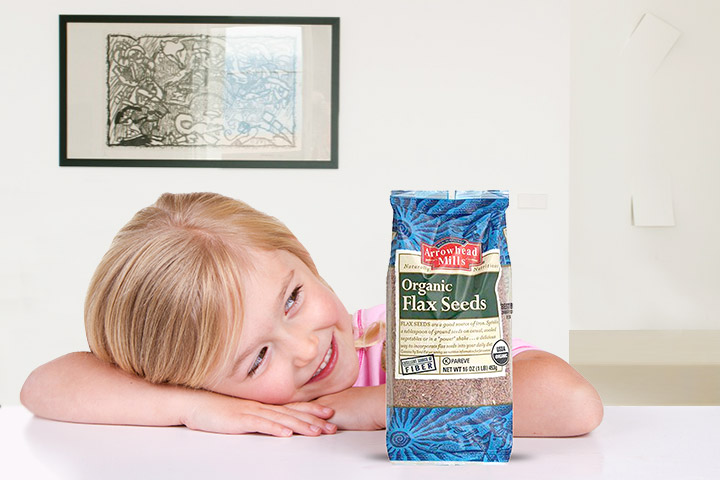 Flaxseeds For Kids