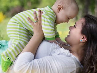 10 Adorable Mother And Baby Images