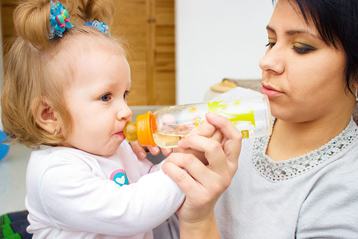 Dehydration In Toddlers