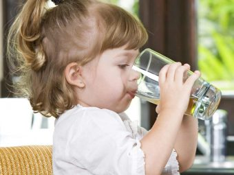 How Much Water Should Your Toddler Drink?