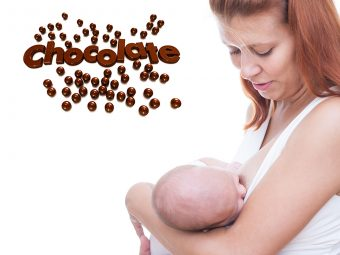 Is It Safe To Eat Chocolate While Breastfeeding?