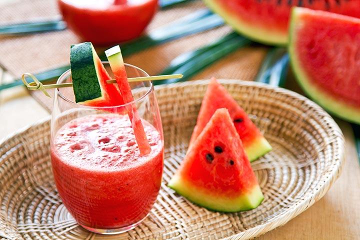 Three Melon Smoothie
