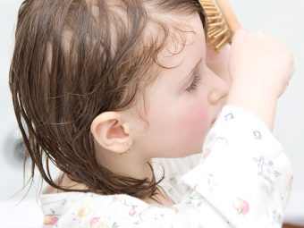 Dandruff in Toddlers: Why Does It Happen And How To Treat It