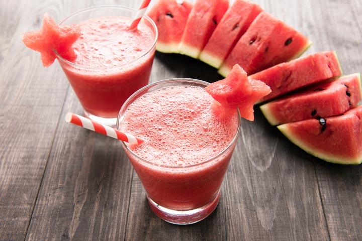 Watermelon Sherbet