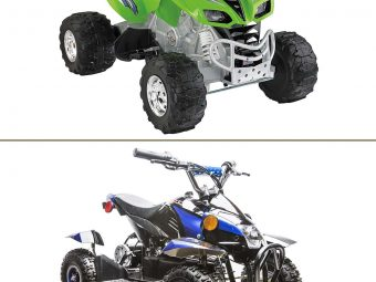 15 Best ATVs For Kids And Safety Tips