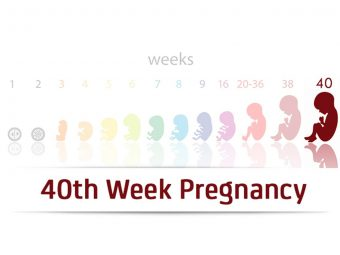 40th Week Pregnancy: Symptoms, Baby Development, Tips And Body Changes