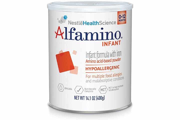 Alfamino Infant Formula