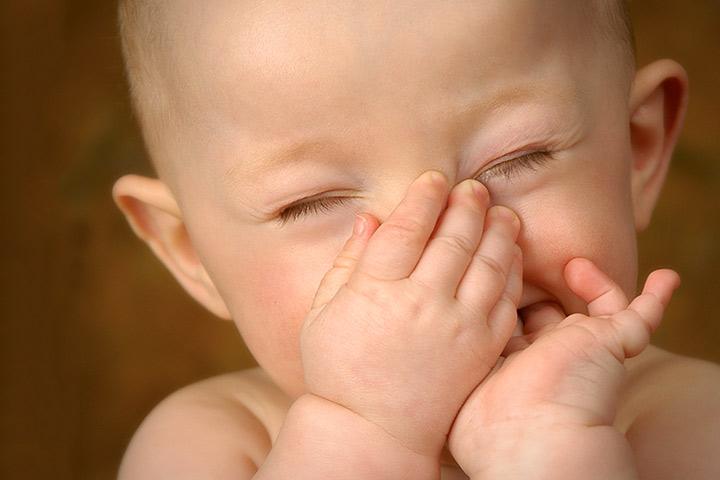 Baby's Body Odor