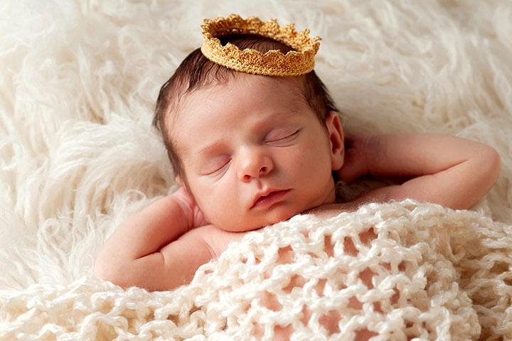 Baby Boy Names That Mean Prince