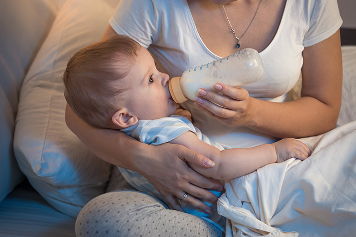 Goat Milk For Babies When To Give And What Are Its Benefits