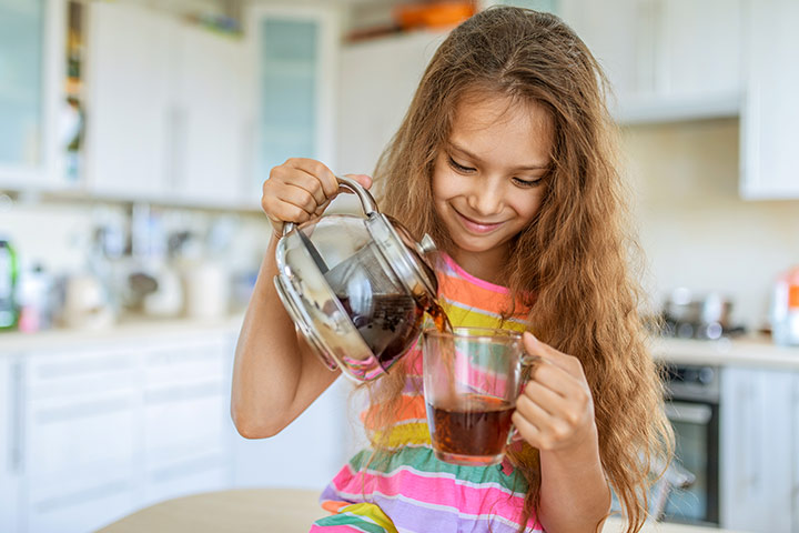 Green Tea For Kids Health Benefits And Side Effects