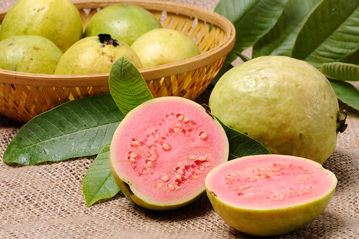 Guava For Babies