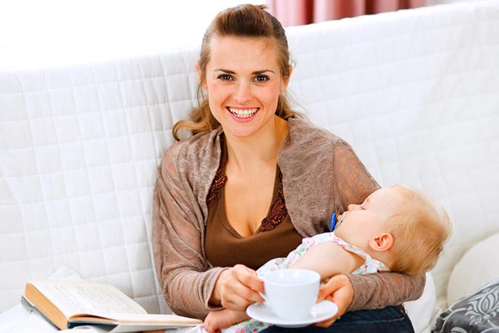 Herbal Tea While Breastfeeding