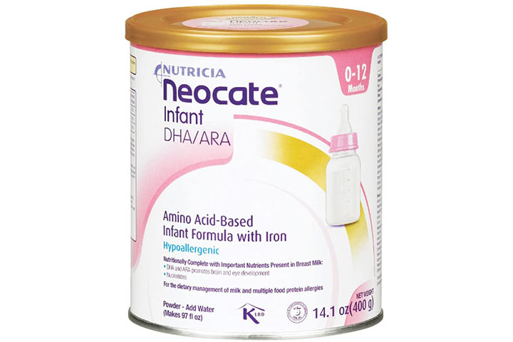 Neocate Infant Baby Formula