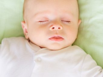 When Can Babies Sleep With A Blanket And Pillow