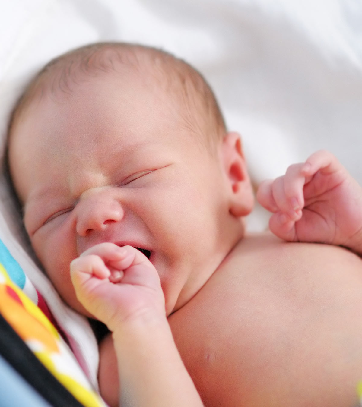 Why Does Your Baby Sigh During Sleep?