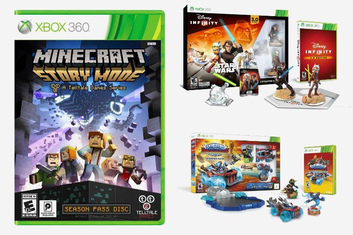 24 best xbox 360 games for kids.