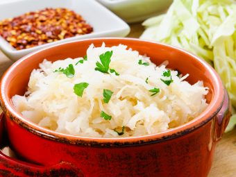 6 Amazing Health Benefits Of Eating Sauerkraut During Pregnancy