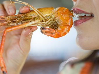 Can You Eat Shellfish While Breastfeeding?