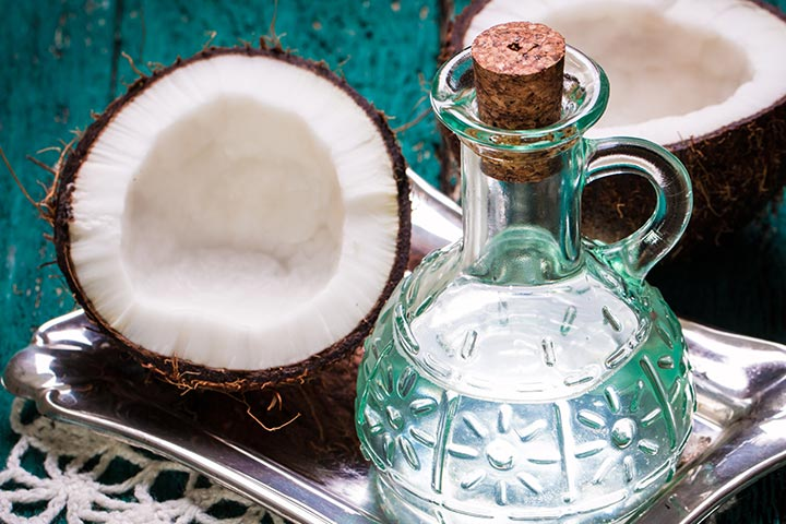 Coconut Oil For Children
