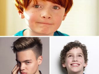 31 Cool And Best Hairstyles & Haircuts For Boys
