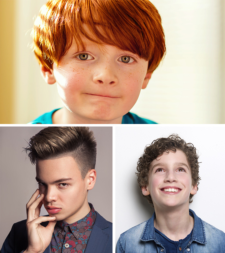 31 Cool And Best Hairstyles Haircuts For Boys In 2019