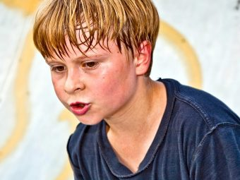 Excessive Sweating (Hyperhidrosis) In Child: Causes And Treatment