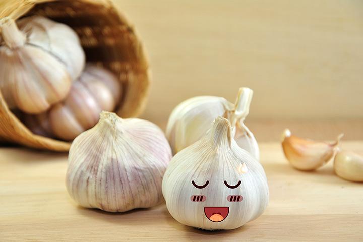 Garlic For Kids