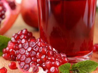 Is It Safe To Have Pomegranate & Pomegranate Juice During Pregnancy?
