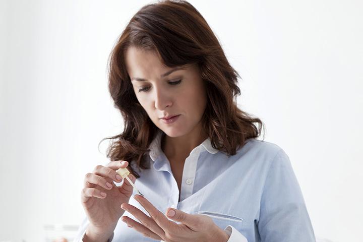 Salicylic Acid While Breastfeeding