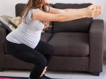 Squats During Pregnancy: 7 Exercises To Do And Guidelines To Take