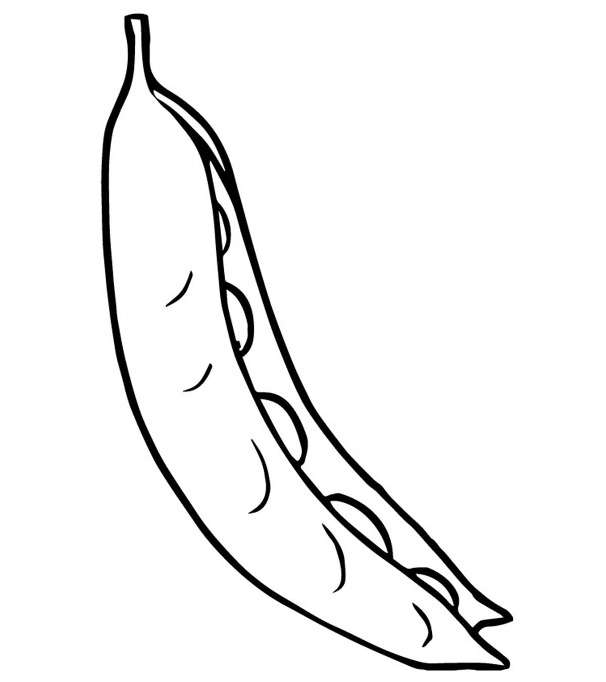 Beans coloring page | Free Printable Coloring Pages | 1350x1200