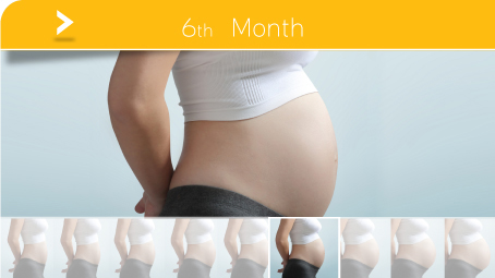 6 Months Pregnant: Symptoms, Baby Development And Diet Tips