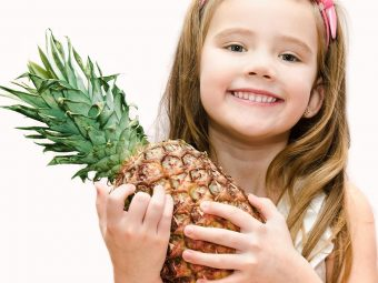 10 Easy And Healthy Pineapple Recipes For Kids