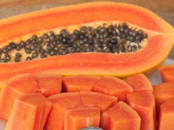 6 Amazing Health Benefits Of Consuming Papaya While Breastfeeding