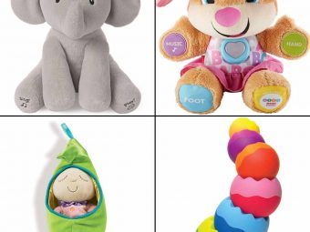 25 Best Toys For Your 8-Month-Old Baby In 2021