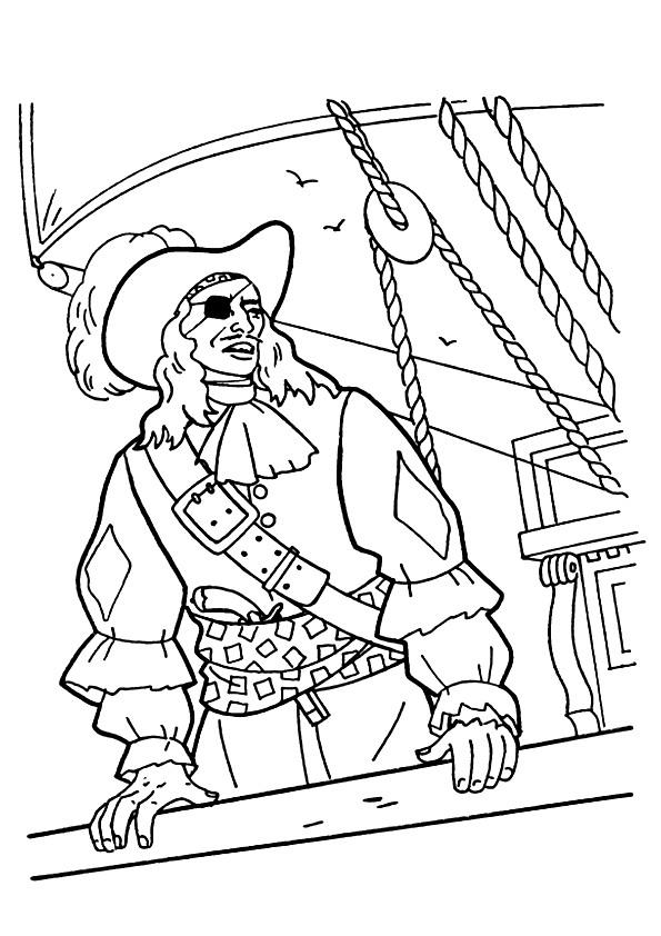 Blackbeard-Pirate