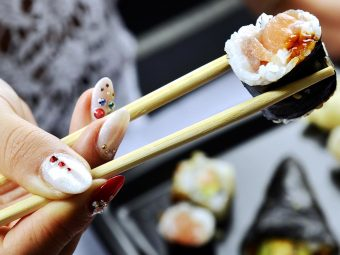 Is It Safe To Eat Sushi While Breastfeeding?