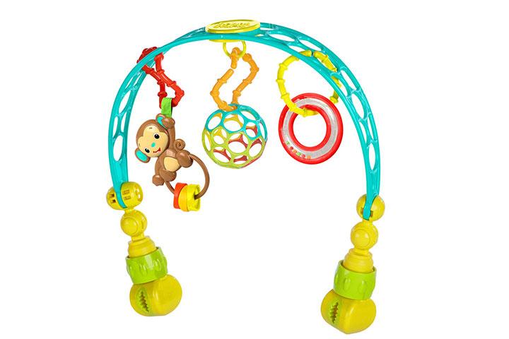 OBall Flex 'n Go Activity Arch Take-Along Toy 3653