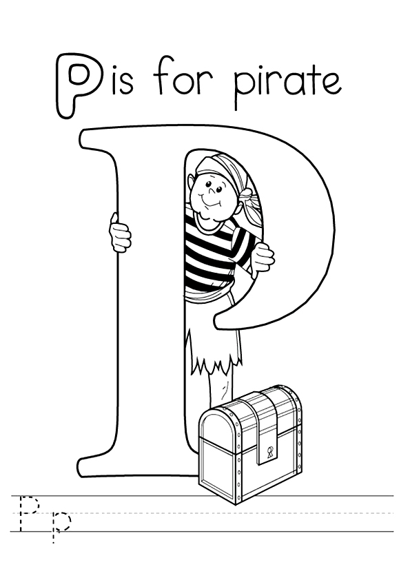 P-For-Pirate
